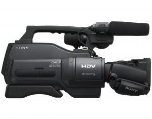 SONY HDV 1000E