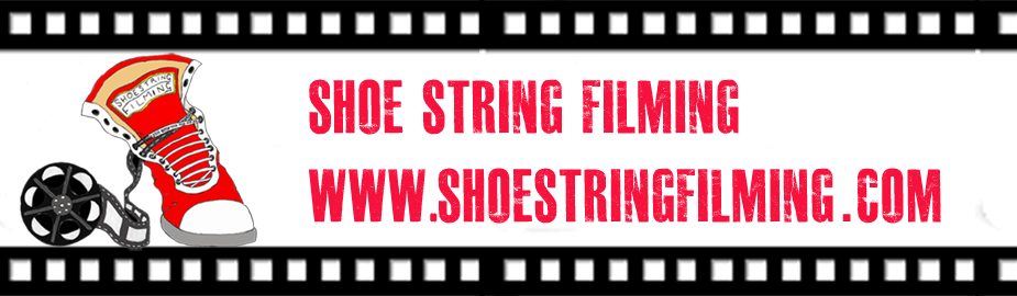 Shoe String Filming
