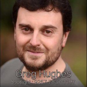 London showreel editor, Greg Commerical reel