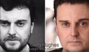 Greg Hughes Acting Showreel, london showreel editor, showreel editing