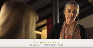 Catherine Guy Showreel, Showreel editing , london showreel editor